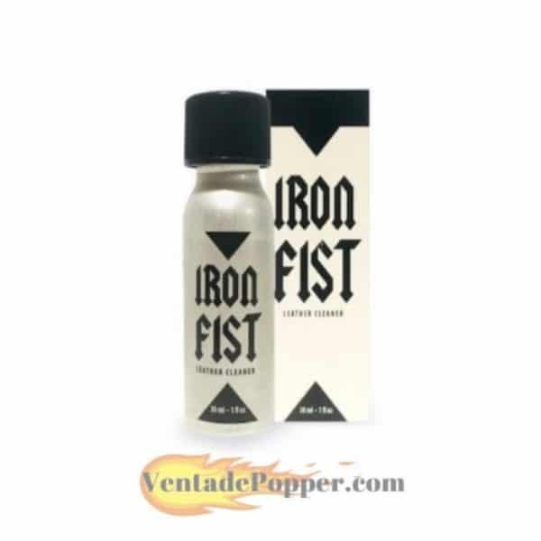 Iron Fist popper grande de 24 ml en venta de popper españa