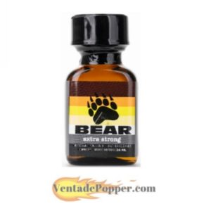 Popper Bear en venta de popper en España tienda online