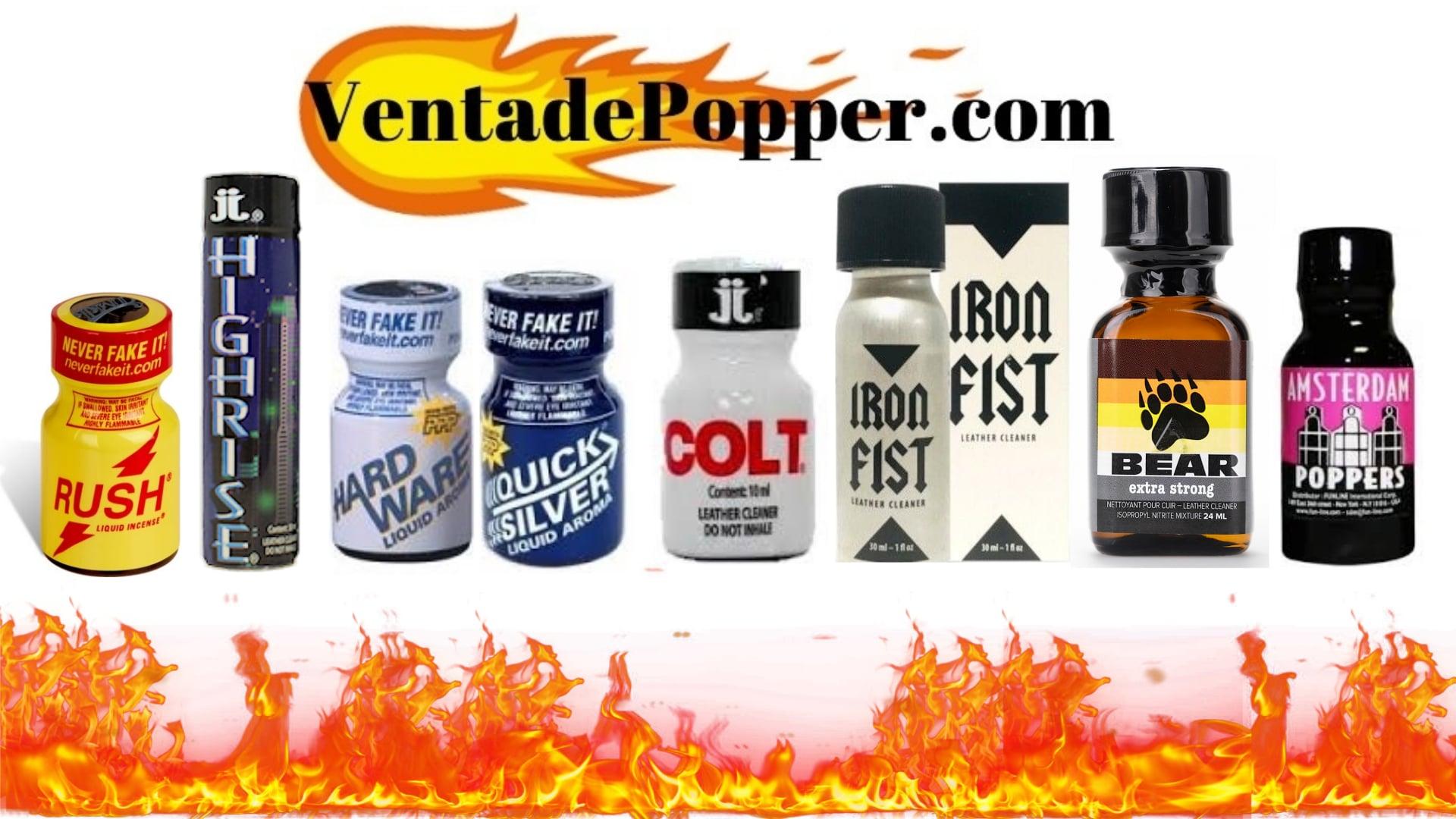 portada venta de popper en España